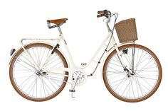 We're riding in style this spring on this vintage chic bike... but what to put in our basket? Maybe a LOFT purchase!