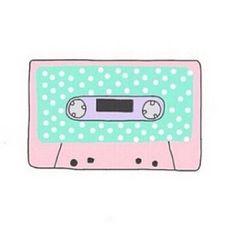 Polka dot cassette