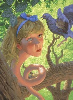 AliceManiA: Алиса в стране чудес | Greg Hildebrandt