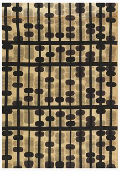 Textile, Abacus, 1946