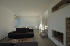 On aime la simplicité du choix des matériaux GV-17 House / SANGRAD + AVP Arhitekti