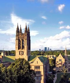 I'm so in love with my Graduate School!! Boston College for #life