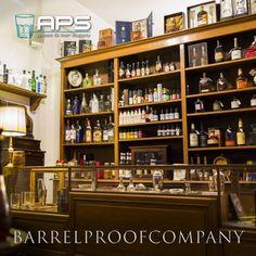 Rotterdammers opgelet. BARRELPROOF Boutique & APS Glass & Barsupply Nederland gaan de krachten nog meer bundelen en intensiever samenwerken. Barrelproof Company is vanaf heden exclusief horeca dealer voor de regio Rotterdam. Barrelproof is een cocktail boutique, gevestigd aan Hoogstraat 49a in Rotterdam, waar je terecht kunt voor advies, mooie spirits, fruit, ijsblokjes en het APS assortiment wat bestaat uit hoogwaardig glaswerk en barsupplies.