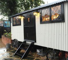 pub shepherd's hut