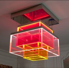 Johanna Grawunder - inspiration for diy light fixture with drum shade i have