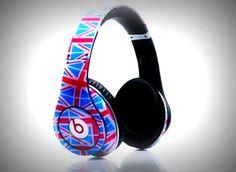 Equipo británico prohíbe los audífonos Beats by Dr. Dre en Londres 2012