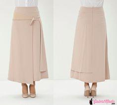 Muslim Fashion, Modest Fashion, Hijab Fashion, Boho Fashion, Fashion Dresses, Womens Fashion, Fashion Design, Skirt Outfits, Dress Skirt