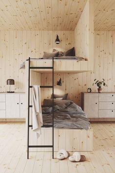 Höstens första trender i krisens spår | Residence Tiny House Living, Small Living, Interior Inspiration, Room Inspiration, Grand Designs Australia, Interior Architecture, Interior Design, Bunk Rooms, Cheap Home Decor