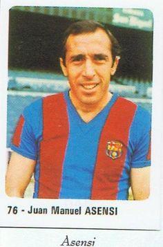 El Barça de 1980-81  ASENSI