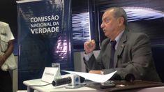 Depoimento do Coronel Moézia não divulgado pela Comissão Nacional da Ver...