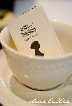 Jane Austen -- fave