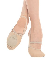 Pirouette II Canvas Lyrical Shoes - Lyrical & Modern | DiscountDance.com