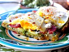 the BEST egg sandwich… like ever. With bacon, pepper jack cheese, + avocado | Ambitious Kitchen