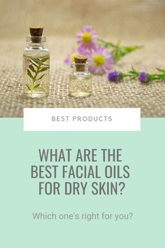 The one good thing about dry skin? You can use pretty much any oil to fix it without worrying it will turn into a war zone. But too much choice can be overwhelming. Do you go just with the cheapest option or something else? Before you do, check out my best picks... #facialoil #dryskin #bestproducts Glowy Skin, Oily Skin, Oil For Dry Skin, Sensitive Skin Care, Anti Aging Treatments, Younger Looking Skin, Facial Oil, Anti Aging Skin Care, How To Feel Beautiful