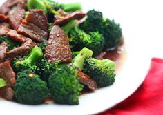 Broccoli Beef Takeout in Minutes