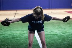 Maintaining a good posture is key for Riley M., a dual sport Field Hockey and Track athlete.  Field Hockey players spend the majority of the game in a kyphotic position (rounding of the upper back). This can cause posture issues which can lead to inefficient running mechanics. One of the main exercises we used to counter kyphosis was a reverse fly. Reverse flies target the rear deltoids, posterior serratus, Rhomboideus major & minor, and also the rear deltoids. By strengthening these upper…