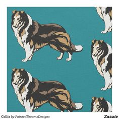 Collie Fabric