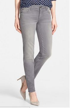 Fall 2015 Fashion Trends: Grey Jeans