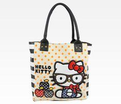 Hello Kitty Tote: Scarf