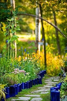 9 Amazing Garden Edge Ideas From Wildly Creative People