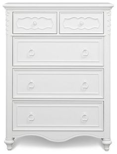 Sweetheart 5 Drawer Chest - Art Van Furniture