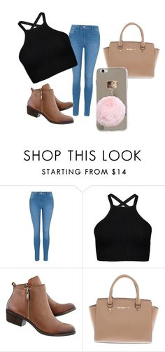 """""""Maria Grimes - 1"""" by richonne on Polyvore featuring George and Michael Kors"""