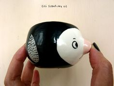 """Petite tasse """"chienne"""" by lili scratchy"""