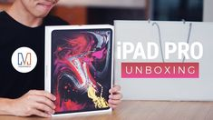 This is our 2018 Apple iPad Pro unboxing. Among the lineup of products Apple recently announced is the 2018 iPad Pro. Ipad Pro, Apple, History, Apple Fruit, Historia, Apples