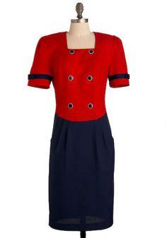 Vintage Cape Town Dress   Mod Retro Vintage Vintage Clothes   ModCloth.com