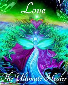 """""""Water Healer"""" is an original healing angel art print in my energy art line of reiki wall decor. This teal and red violet angel print would be a beautiful addition to a meditation room, yoga or healin Arte Chakra, Chakra Art, Chakra Healing, 7 Chakras, Master Tattoo, Teal Wall Decor, Teal Walls, Reiki Energy, Angel Art"""