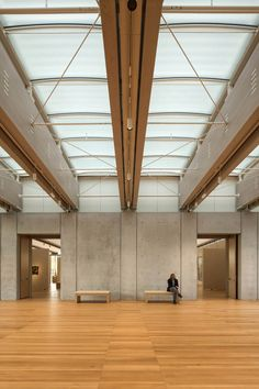 Kimbell Art Museum by Renzo Piano