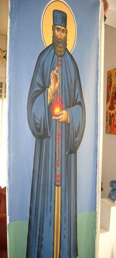 Άγιος Εφραίμ ο μεγαλομάρτυς και θαυματουργός  Νέας Μάκρης