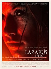 film Lazarus Effect en streaming