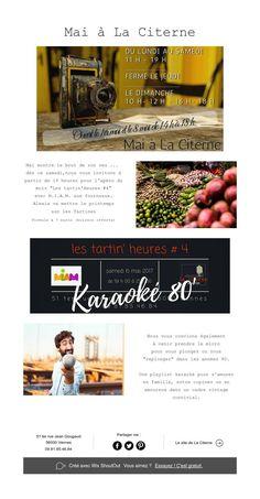 Les tartin' heures #4 à La Citerne - Karaoké 80'
