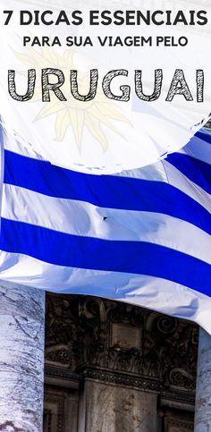 Uruguai: Dicas de viagem, turismo e mochilão. Descubra agora tudo o que você deveria saber para organizar as suas férias. Dicas sobre qual moeda levar, quando ir, principais cidades turísticas, como se locomover e sugestão de um roteiro de viagem pelo território uruguaio.