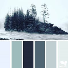 today's inspiration image for { winter tones } is by @bbaumish ... thank you, Sara, for another inspiring #SeedsColor image share!