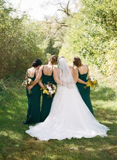 This Wedding Photographer planned the Fall Micro Wedding of her Dreams in less than 2 months | Michigan Real Weddings Photographer - EVERENCE PHOTOGRAPHY | Magnolia Rouge: Fine Art Wedding Blog | Bridesmaids | Wedding Dresses | Fall Wedding Fall Wedding Dresses, Autumn Wedding, Bridesmaid Inspiration, Wedding Inspiration, 2 Months, Wedding Bridesmaids, Wedding Blog, Magnolia, Bridal Gowns