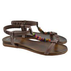 039d8bec Sandalias piedras colores PORRONET | Zapatos Online | Calzado Mujer
