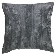 Shop for Wilko Grey Jumbo Cushion 55 x at wilko - where we offer a range of home and leisure goods at great prices. Metal Curtain Pole, Curtain Poles, Silver Curtains, Off White Walls, Jungle Room, Grey Cushions, Crackle Glass, Modern Retro, Leaf Prints