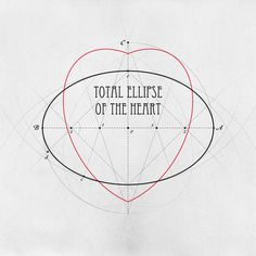 Total Ellips of the Heart by Michael Paukner  Art print...$15.00