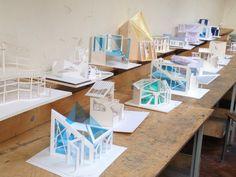 Concept Board Architecture, Conceptual Model Architecture, Maquette Architecture, Interior Architecture Drawing, House Architecture Styles, Architecture Model Making, Landscape Architecture, Architecture Design, Arch Model