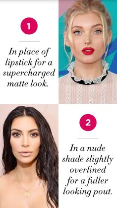When should you be using lip liner