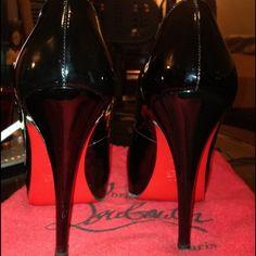 "Selling this ""Christian Louboutin Shoes"" in my Poshmark closet! My username is: jenerox27. #shopmycloset #poshmark #fashion #shopping #style #forsale #Christian Louboutin #Shoes"