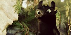 *gif* I wish I had a Toothless too... awww