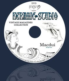 Items similar to Keramic Studio – Vintage Magazines Collection 19 Volumes PDF on 1 DVD,Ceramic,Pottery on Etsy Old Magazines, Vintage Magazines, Ceramic Pottery, Ebooks, Collections, Studio, Trending Outfits, Unique Jewelry, Handmade Gifts