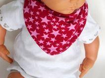 ✪ Sterne ✪ Halstuch für die Kleinen