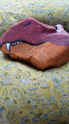 Dinosaur rock.