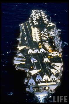 """Nuclear-powered aircraft carrier USS Carl Vinson underway in Indian Ocean sometime during """