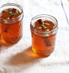 Cinnamon Infused Honey