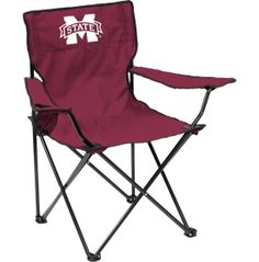 Mississippi State Bulldogs Team-Colored Canvas Chair - Dick's Sporting Goods